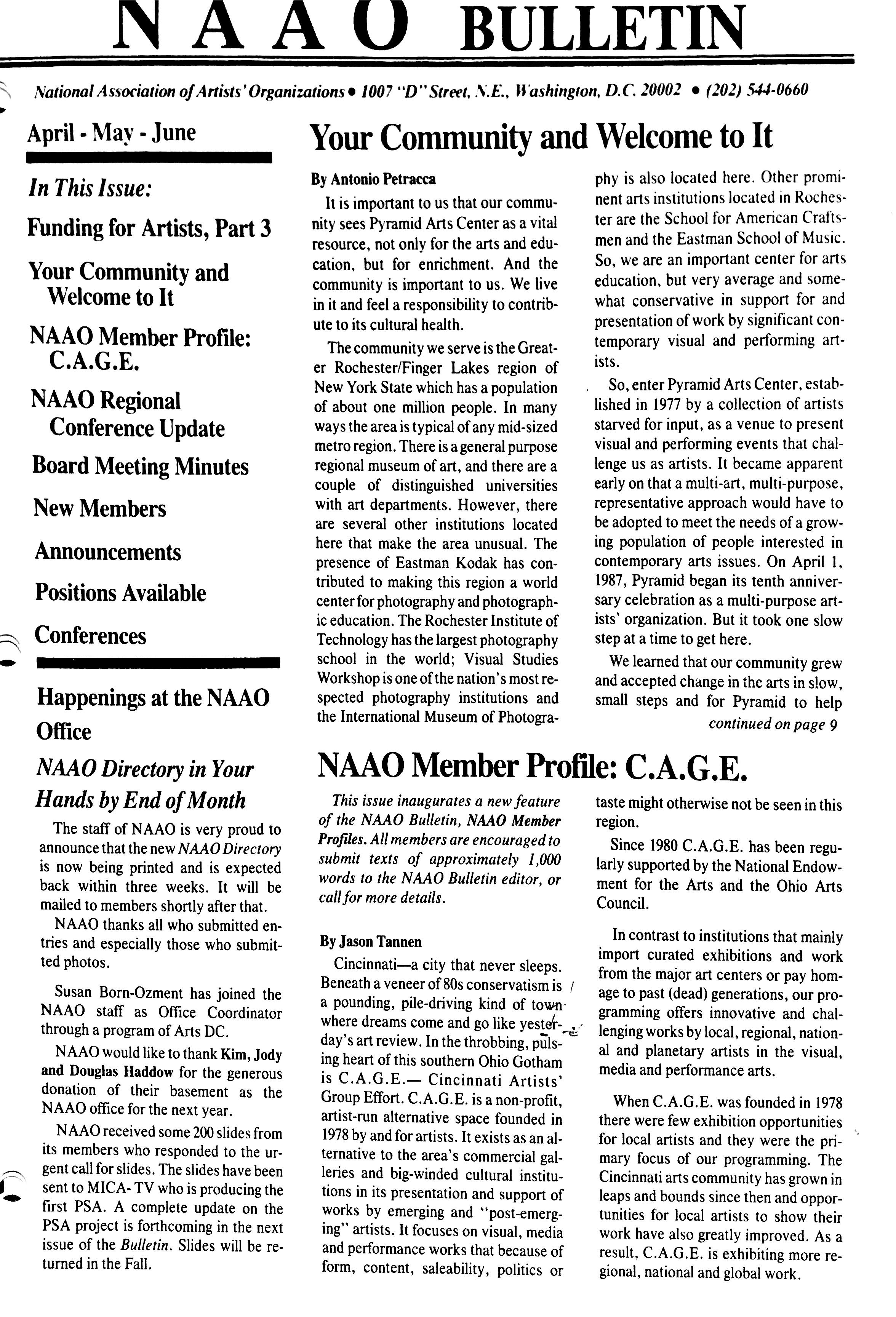 April-May-June 1987 - NAAO Bulletin Page 1.jpg
