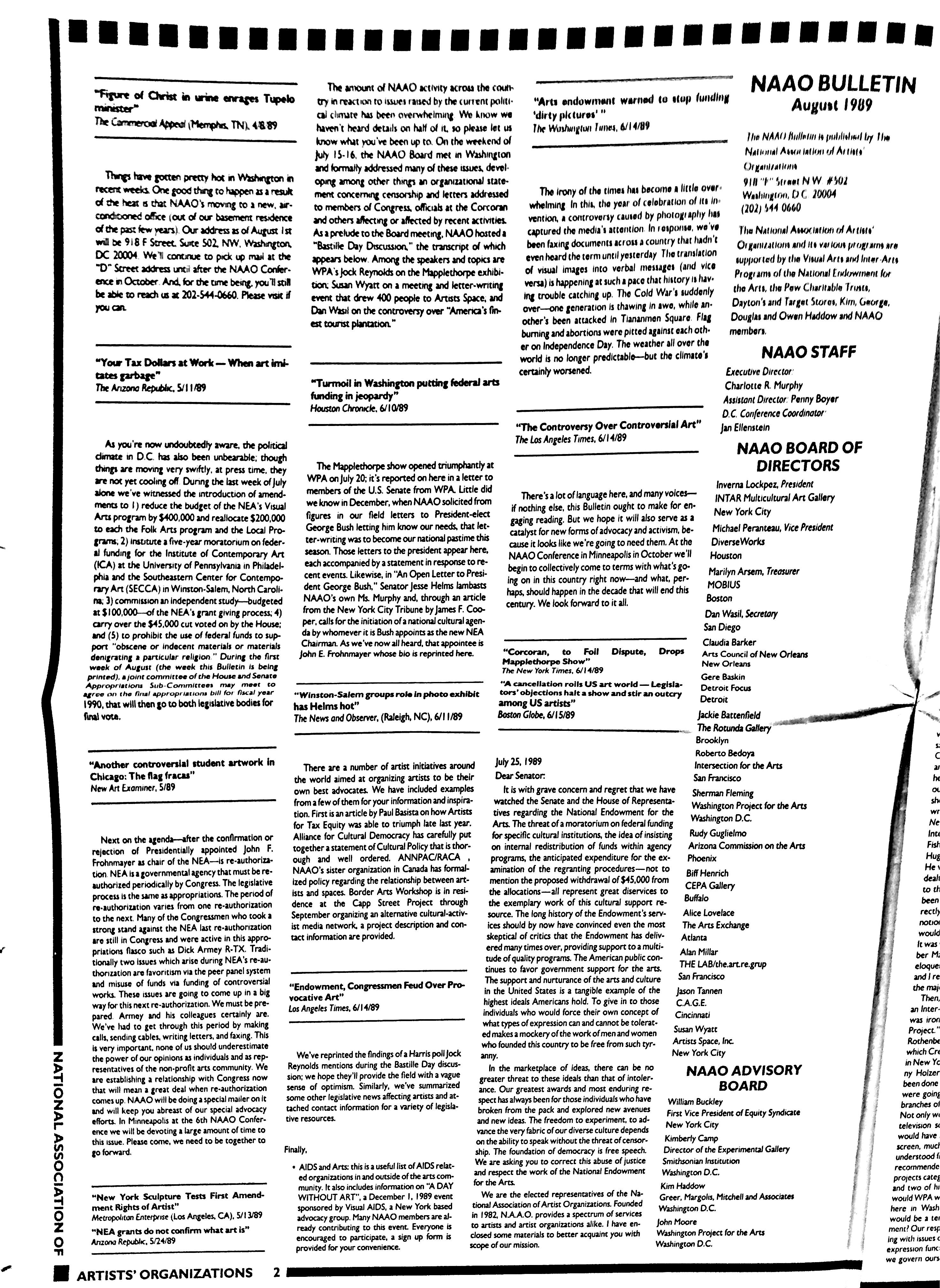 August 1989 - NAAO Bulletin Page 3.jpg