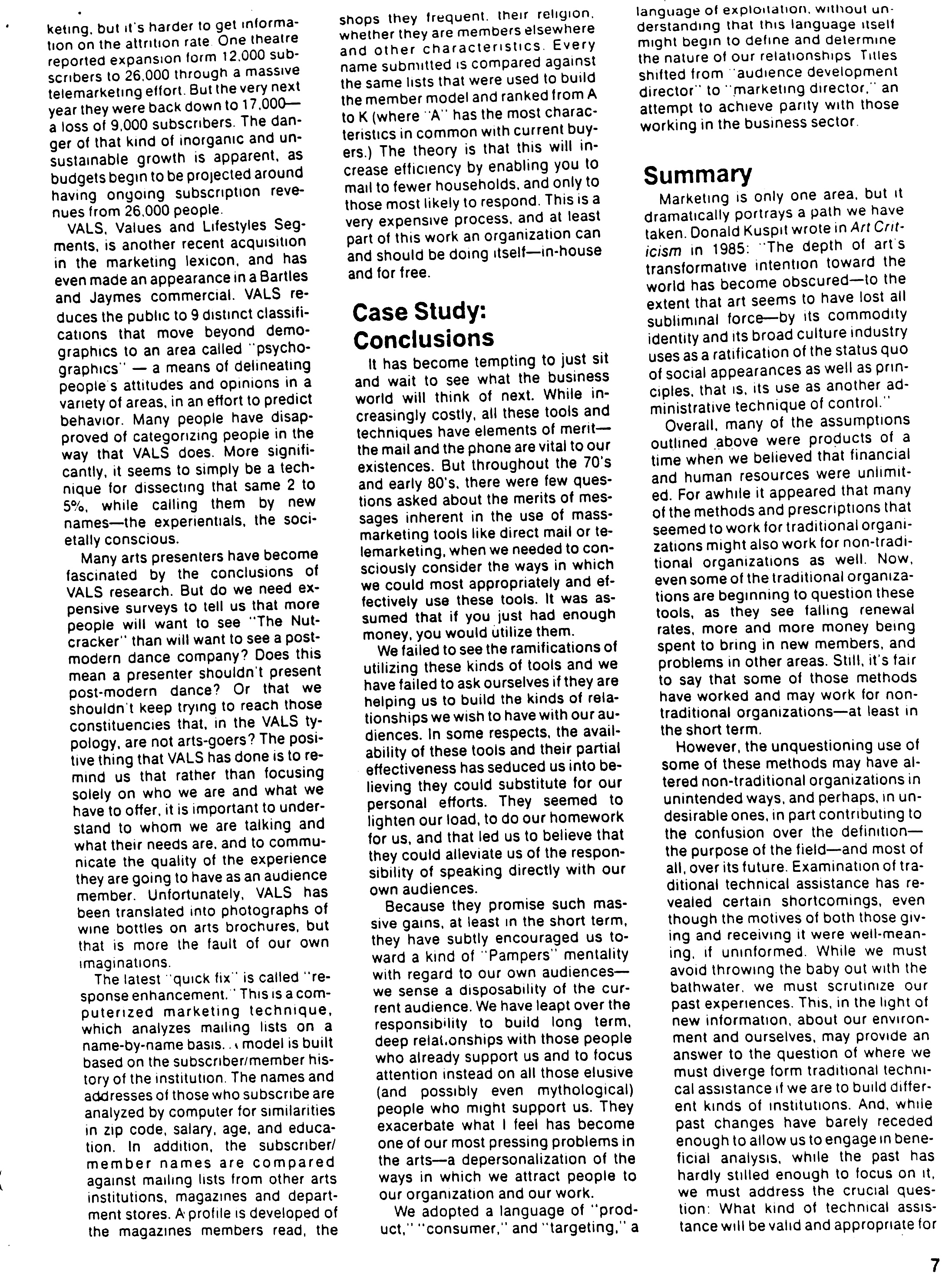 January-February 1988 - NAAO Commissioned Report Page 7.jpg