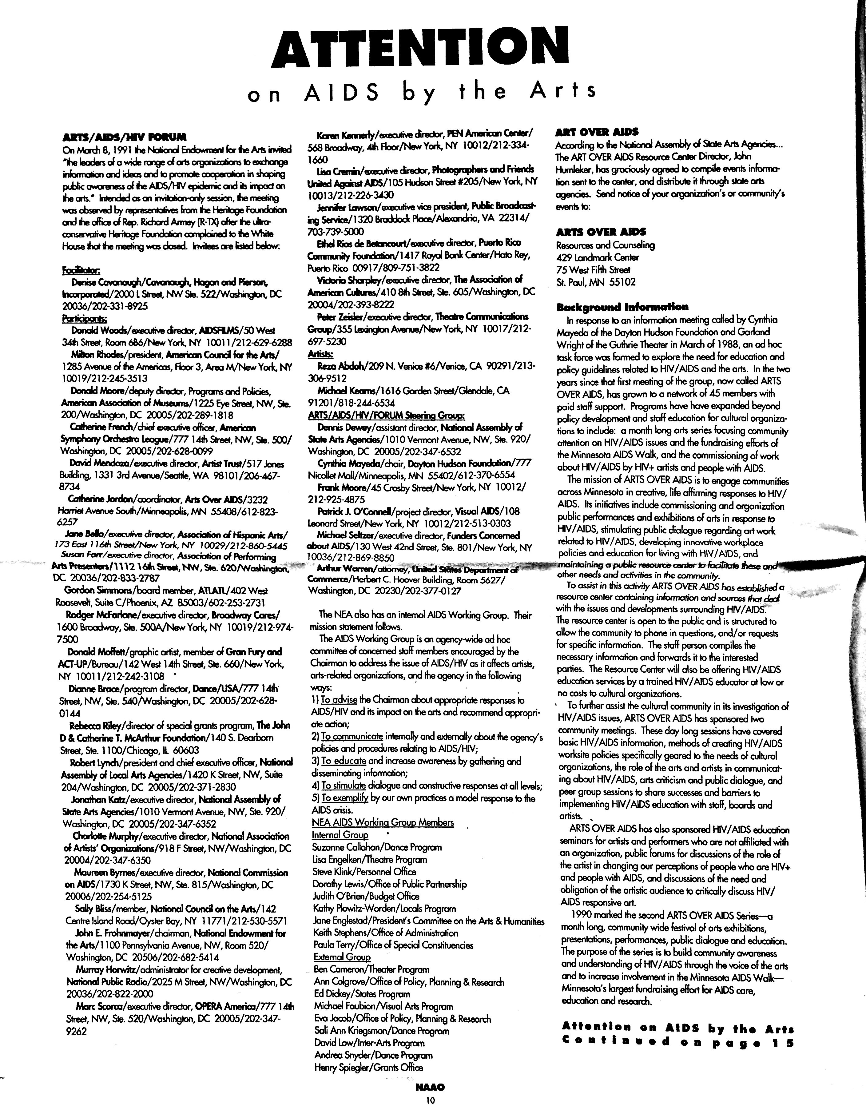 March 1991 - NAAO Bulletin Page 10.jpg