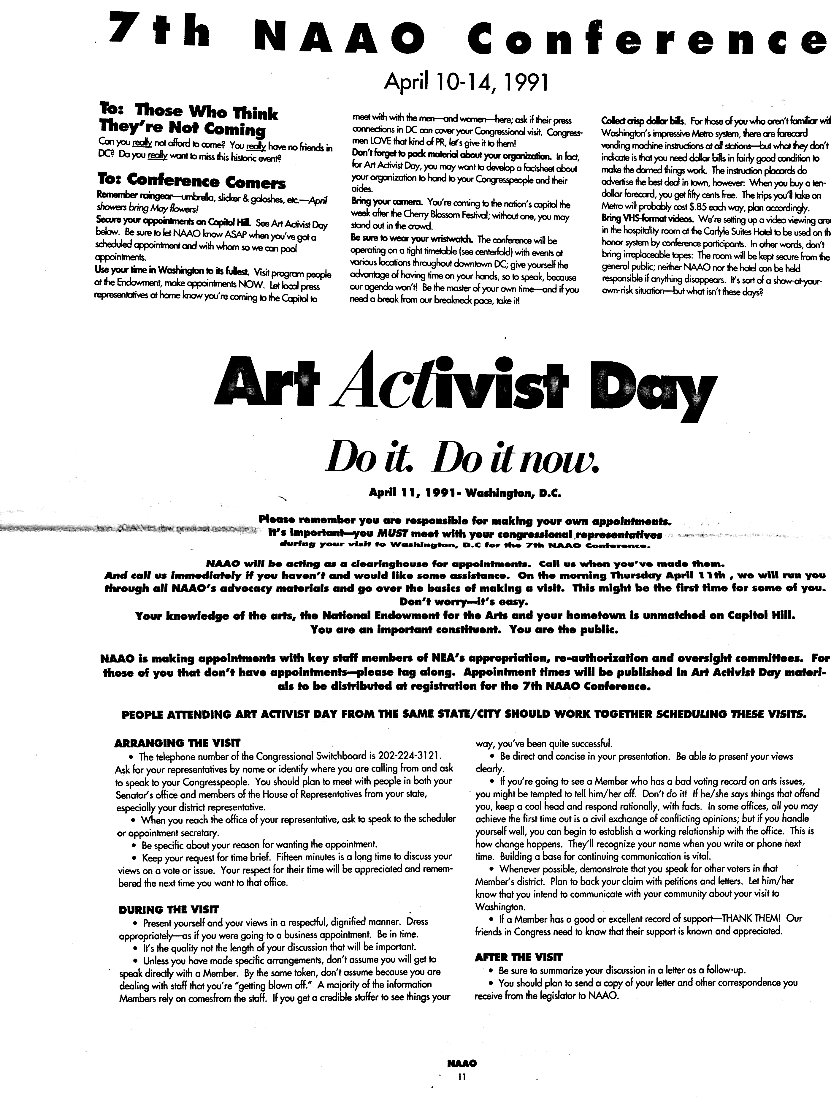 March 1991 - NAAO Bulletin Page 11.jpg