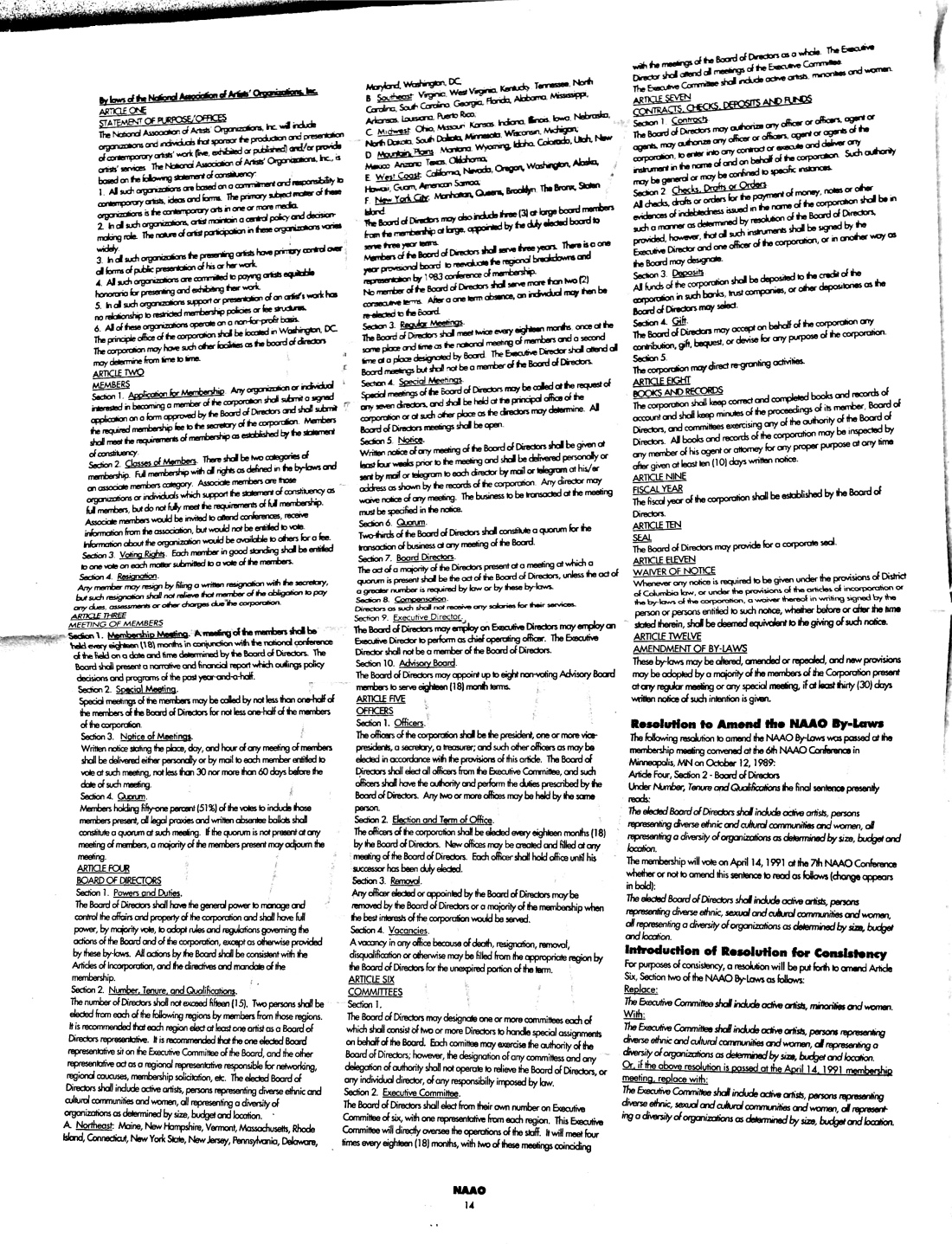 March 1991 - NAAO Bulletin Page 13.jpg