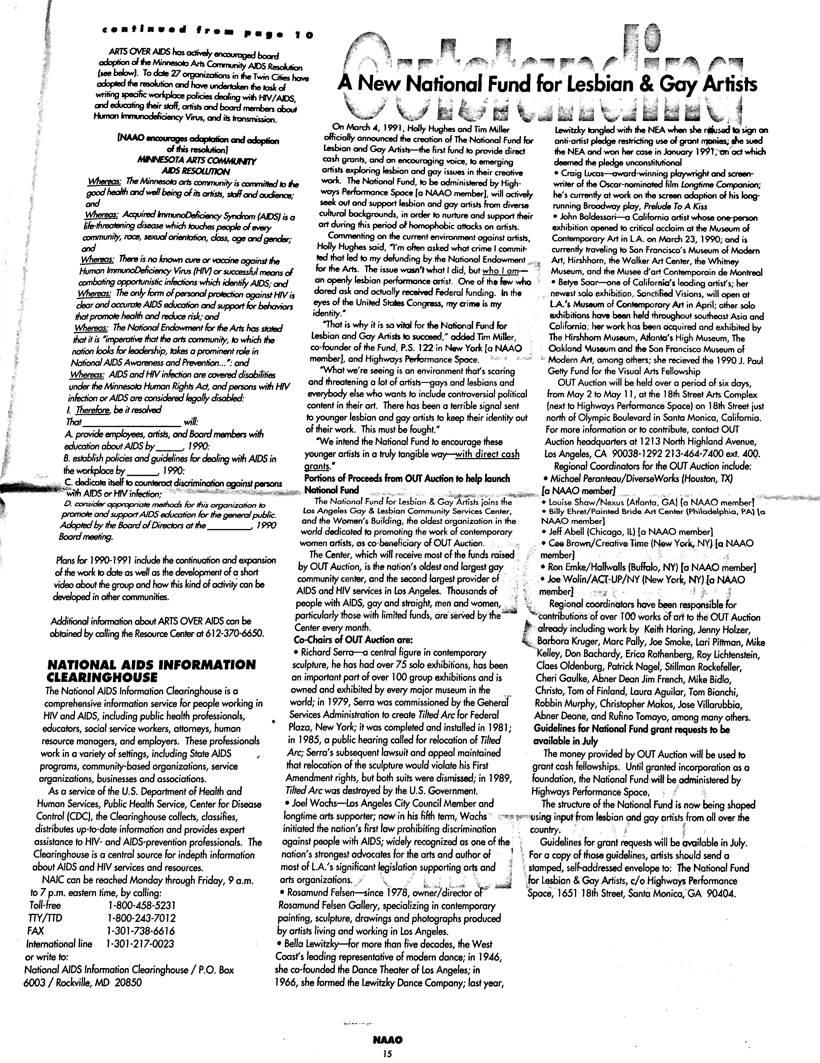 March 1991 - NAAO Bulletin Page 14.jpg