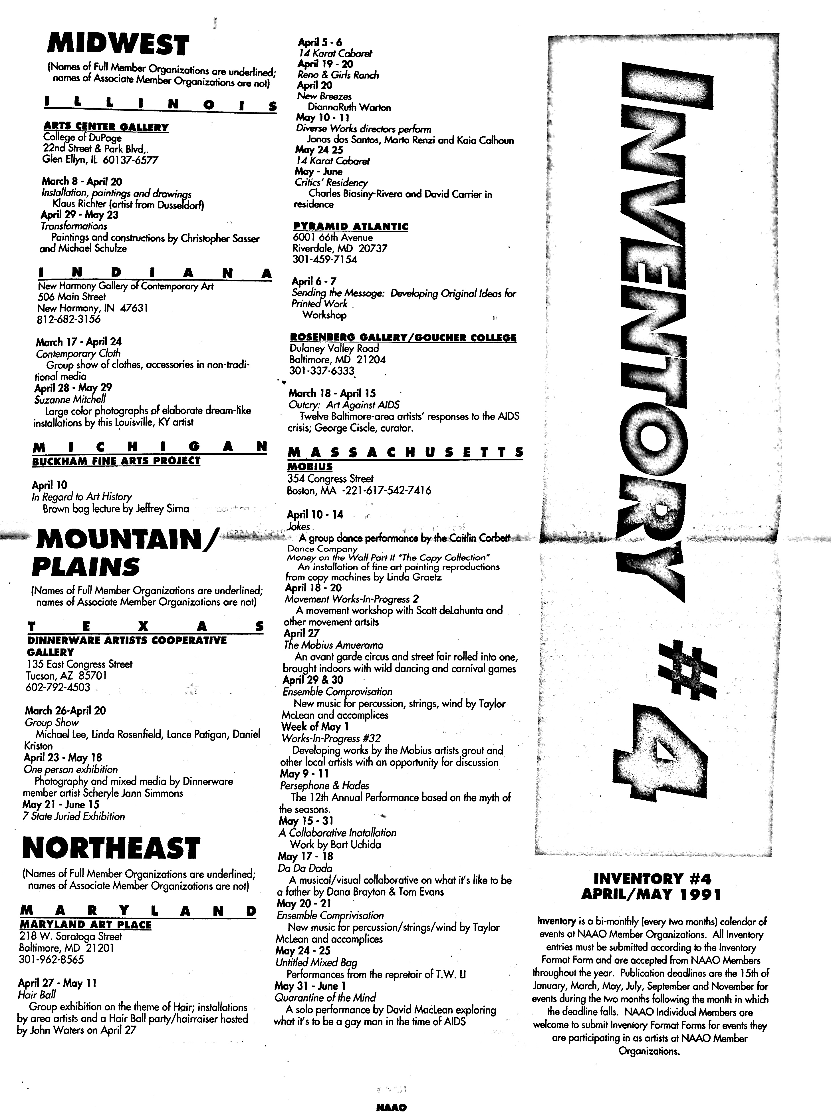 March 1991 - NAAO Bulletin Page 18.jpg