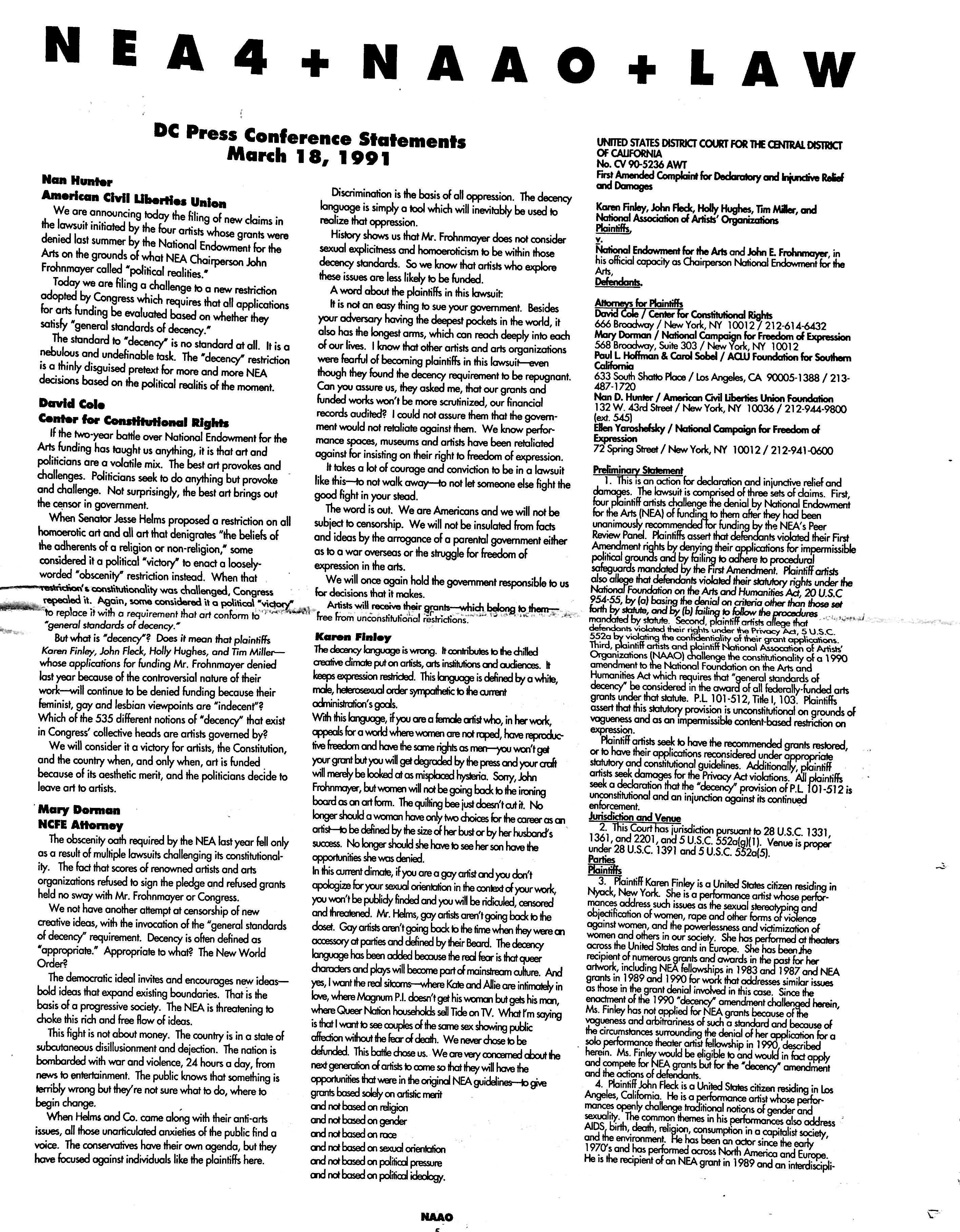 March 1991 - NAAO Bulletin Page 5.jpg