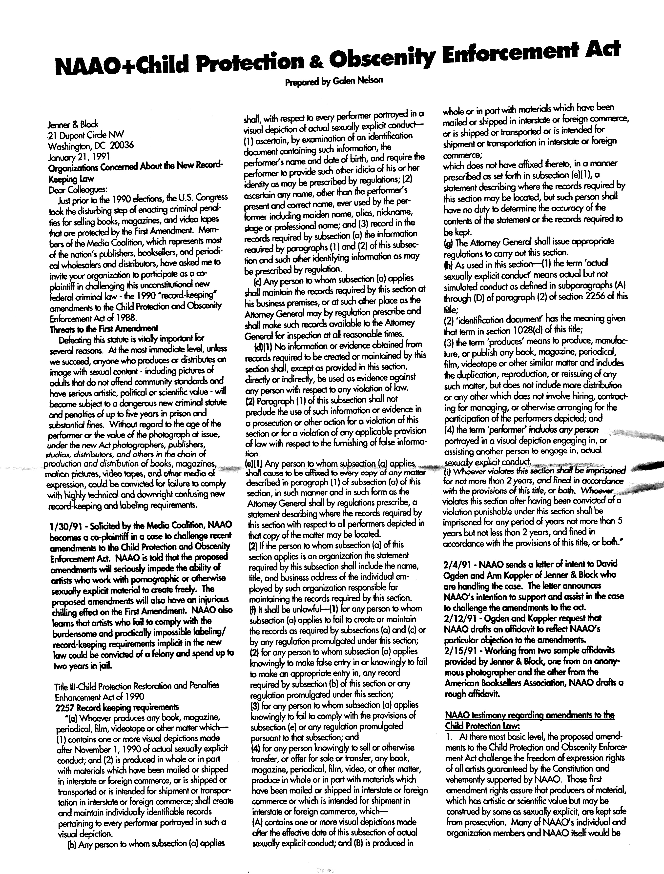 March 1991 - NAAO Bulletin Page 8.jpg
