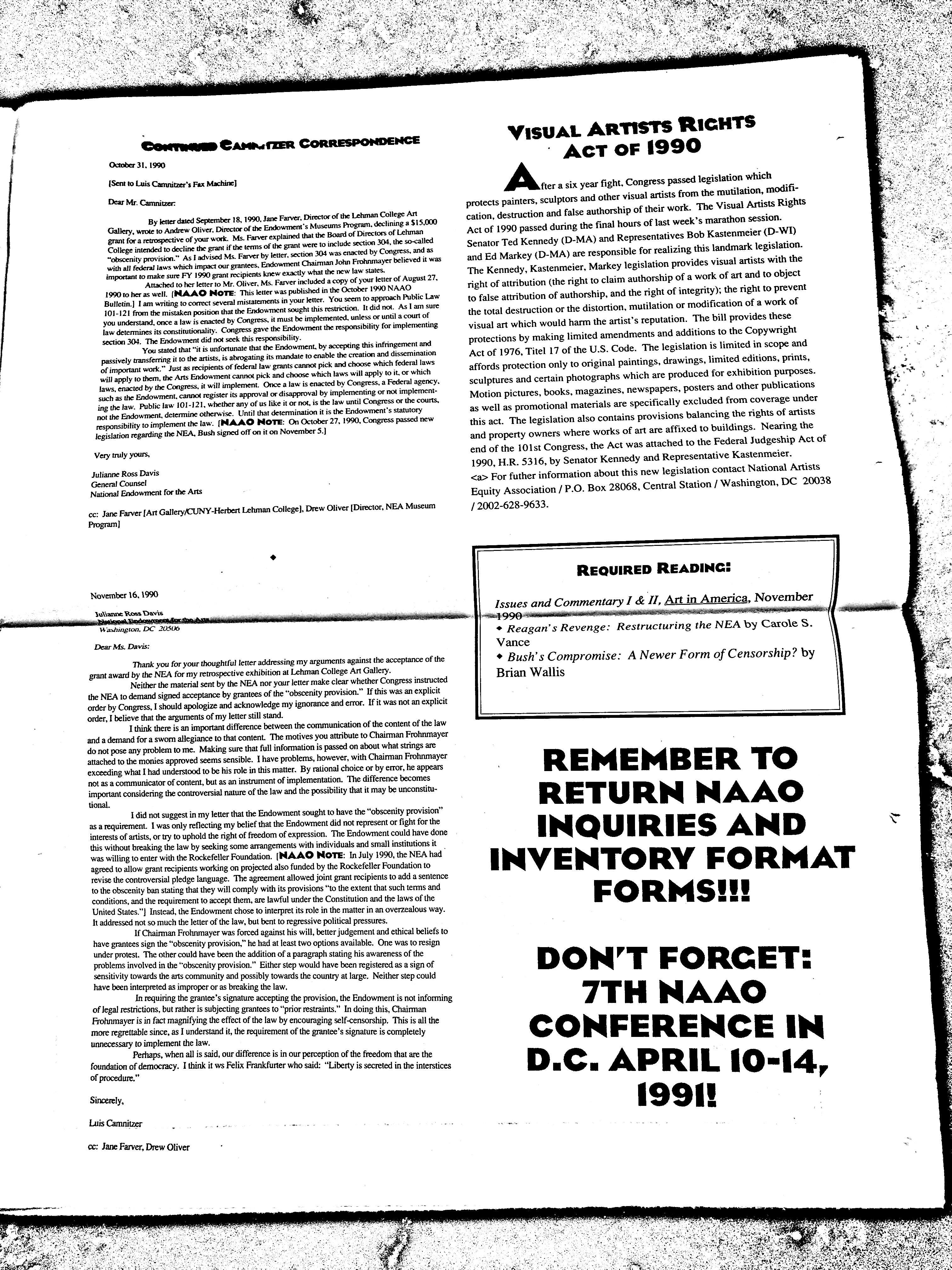 November 1990 - NAAO Bulletin Page 7.jpg