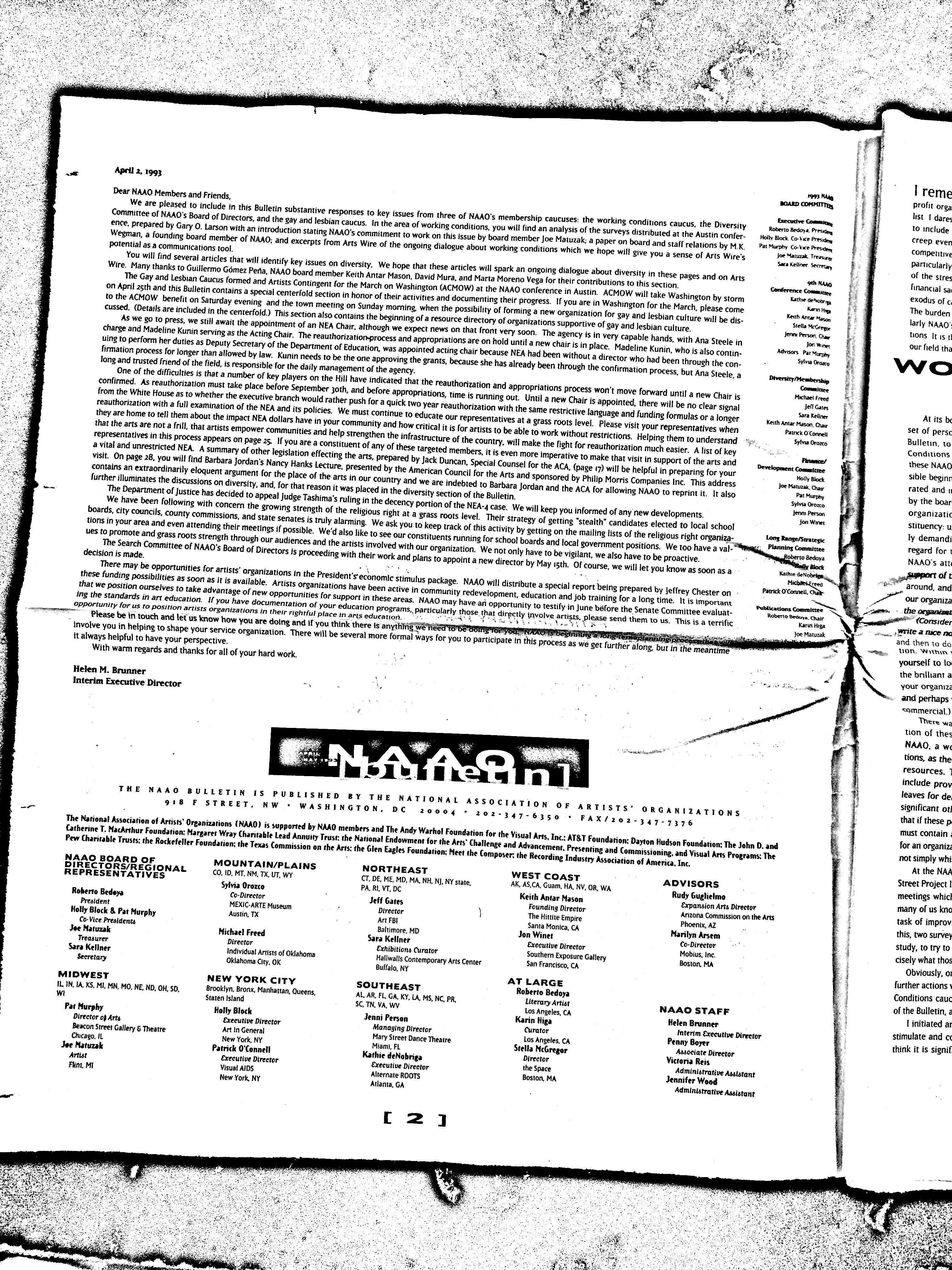 April 1993 - NAAO Bulletin Page 2.jpg
