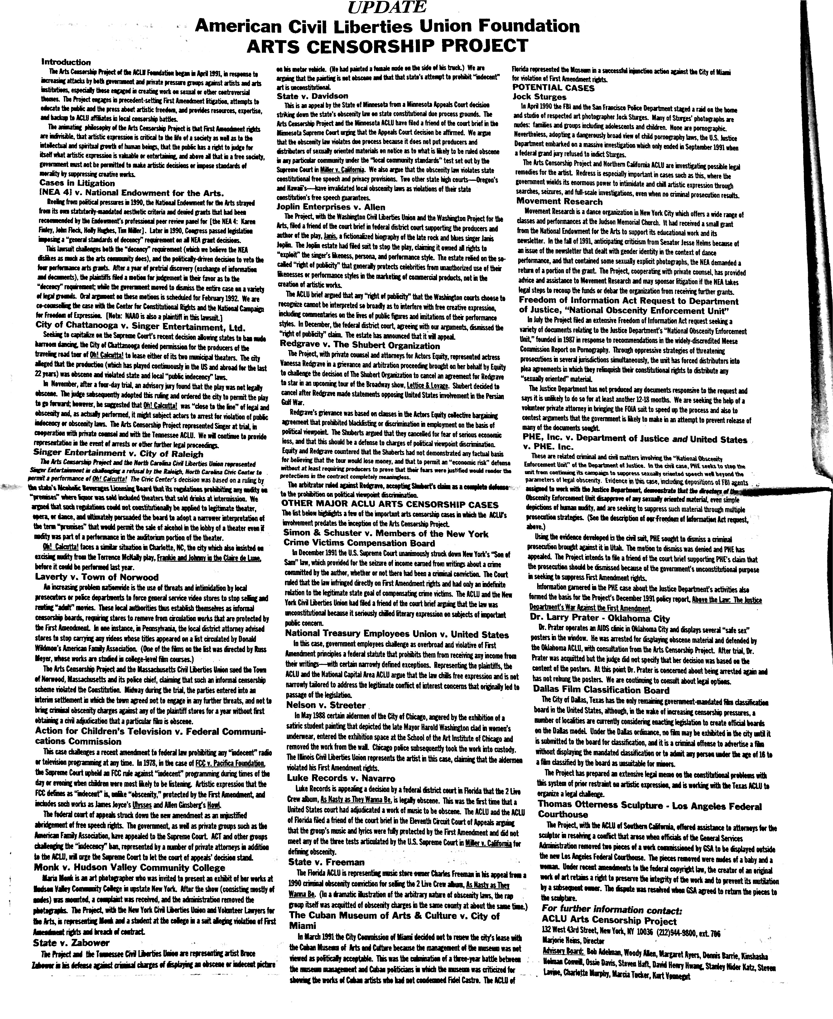 February 1992 - NAAO Bulletin Page 6.jpg
